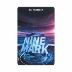 """Card"" Phoenix Card 2019006-Nine Mark"