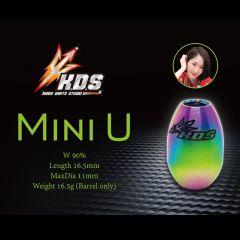 """""""K.D.S"""" K Series Mini U 林吟(Una Lin) 選手款 [2BA]"""