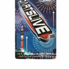 """""""絕版限定""""  Dartslive 卡片 (Let's make darts friends campaign)"""