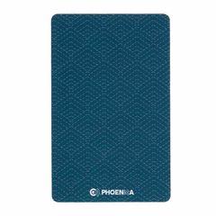 """""""絕版限定"""" Phoenix Card PHOENicA 鳳凰卡片 Japanese style-Blue"""