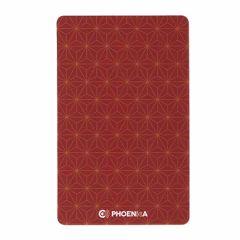 """""""絕版限定"""" Phoenix Card PHOENicA 鳳凰卡片 Japanese style-Red"""