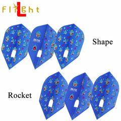 """Flight-L"" PRO 鈴木未來 (Mikuru Suzuki) ver.4 TYPE-B 選手款 [Shape / Rocket]"