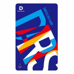 """Card"" DARTSLIVE CARD #044-11"