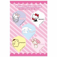 """Dartslive"" Sanrio Characters Flight Set (附贈限定DARTSLIVE桌布)"