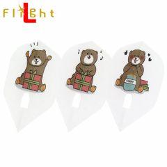 """Flight-L"" DCRAFT 熊 (Bear) [Shape]"