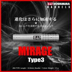 """""""Yoshimura""""  MIRAGE Type3 [2BA]"""