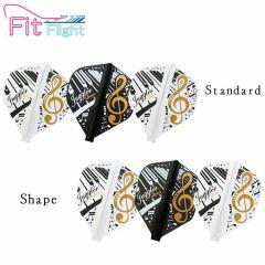 """""""Fit Flight (厚鏢翼)"""" COSMO DARTS Juggler Queen MUSIC ver.3 MIX [Standard/Shape]"""