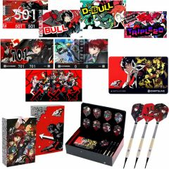 """限定"" ""DARTSLIVE"" Persona 5 The Royal 女神異聞錄 5 皇家版 Darts Set [2BA]"