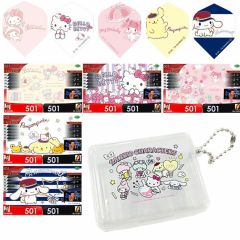 """Dartslive"" Sanrio Characters flight in case & DARTSLIVE theme (限定主題桌布)"