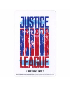 """""""Card"""" JUSTICE LEAGUE DARTSLIVE CARD No.08"""