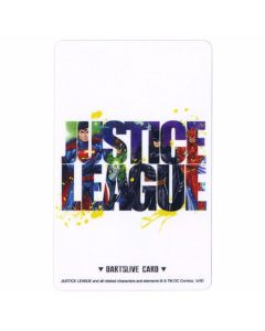 """""""Card"""" JUSTICE LEAGUE DARTSLIVE CARD No.10"""
